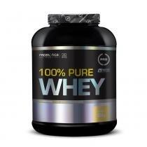 Whey protein 100 pure 2kg baunilha - probiótica pro - Probiótica