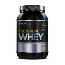 Whey protein 100 pure 900g natural - probiótica pro - Probiótica