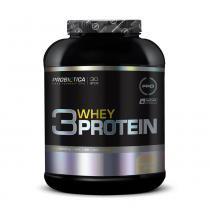 Whey protein 3w 2kg baunilha - probiótica pro - Probiótica