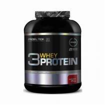 Whey protein 3w 2kg - morango - Probiótica
