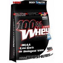 Whey Protein Body 100% Whey 900g Morango - Body Nutry