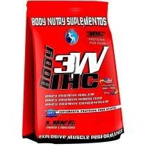 Whey Protein Body 3W 2 kg Morango - Body Nutry