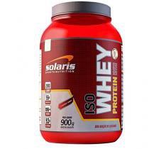 Whey Protein Isolado Iso 900g - Abacaxi c/ Laranja e Banana - Solaris Nutrition