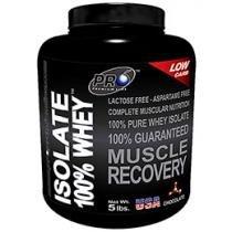 Whey Protein Isolate 100% Whey 2,268kg - Morango - Pró Premium Line