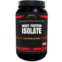 Whey Protein Isolate - 900G - Nitech Nutrition - Nitech Nutrition