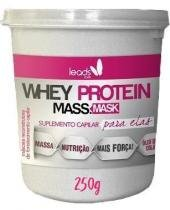 Whey Protein Leads Care Suplemento Capilar 250g - Leads Care