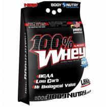 Whey Protein Refil Total 100% Whey 2 kg - Morango - Banana Body Nutry