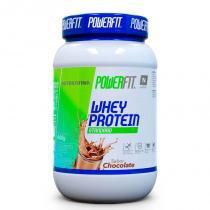 Whey Protein Standard Nutrilatina Powerfit 900g Chocolate - Nutrilatina