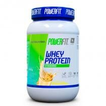 Whey Protein Standard Nutrilatina Powerfit Baunilha 900g - Nutrilatina