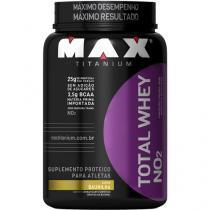 Whey Protein Total Whey 900 g Baunilha - Max Titanium