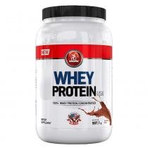 Whey Protein USA 100 Chocolate Midway - Suplemento Proteico em Pó - Midway