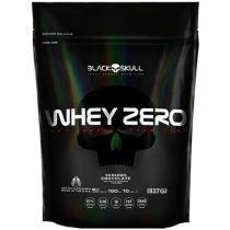 Whey Zero 100 Isolado (837g) - Refil - Black skull