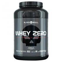 Whey Zero (907g) - Black Skull -