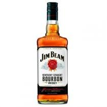Whiskey Bourbon Jim Beam 1l -
