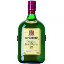 Whisky Buchanans 12 Anos 1L - Buchanans