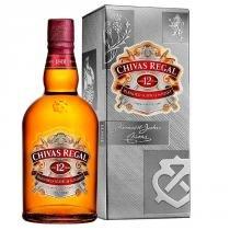 Whisky Chivas Regal 12 Anos 1l - Chivas brothers
