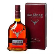 Whisky Dalmore Single Malt 12 Anos 700ml - The dalmore destillery