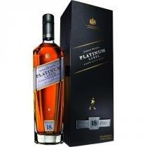 Whisky Escocês Johnnie Walker Platinum Label 18 Anos Garrafa - 750ml -