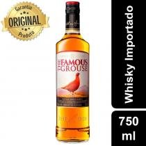 Whisky Escocês The Famous Garrafa 750ml - Grouse -