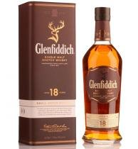 Whisky Glenfiddich 18 anos Single Malte 750ml - Willian grant  sons