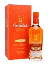 Whisky Glenfiddich 21 anos Single Malte 700ml - Willian grant  sons