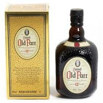 Whisky Grand Old Parr 12 Anos 1L -