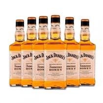 Whisky Jack Daniels Honey x6 1L -