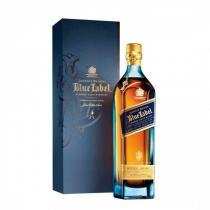 Whisky Johnnie Walker Blue Label 21 anos 750ml - Johnnie walker  sons