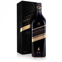 Whisky Johnnie Walker Double Black 12 anos 1l - Johnnie walker  sons