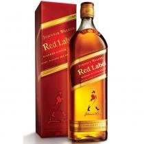 Whisky Johnnie Walker Red Label 1 Litro -