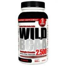 Wild BCAA 2500 100 Tabletes - Midway