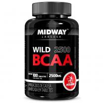 Wild BCAA 2500 Midway 100 Tabletes MIDWAY