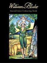 William blake stained glass colouring book - Dover publications