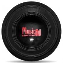 Woofer Musicall 12 Polegadas 250W RMS 4 Ohms Bobina Simples Médio Grave - Musicall