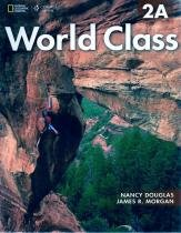 World class 2a combo split with online wb - 1st ed - Cengage elt