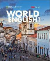 World English - 2nd Edition - 1 - Combo Split A with Online Workbook - Cengage