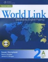 World link 2a - student book / workbook - Cengage do brasil
