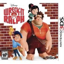 Wreck-it ralph - 3ds - Nintendo