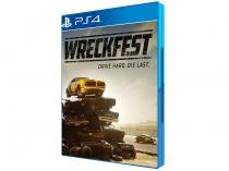 Wreckfest para PS4 - THQ Nordic