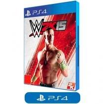 WWE 2K15 para PS4 - 2K Games