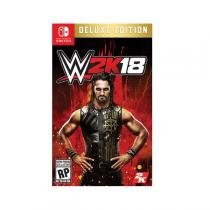 Wwe 2k18 deluxe edition - switch - Nintendo