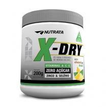 X-Dry - 200g Abacaxi com Hortelã - Nutrata -