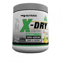 X Dry (200g) - Nutrata - Abacaxi com Hortelã -