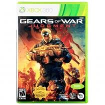 X360 lac gears of war judgment - Epic games