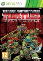 X360 tmnt: mutants in manhattan - Activision blizzard