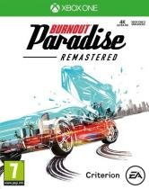 Xbox One - Burnout Paradise Remastered - Ea