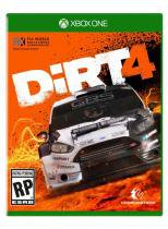 Xbox One - Dirt 4 - Codemasters
