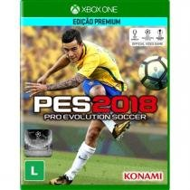 Xbox One - Pro Evolution Soccer 2018 - Konami