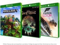 Xbox One S All Digital Edition 1TB 1 Controle - Microsoft com 3 Jogos 1 Mês Xbox Live Gold