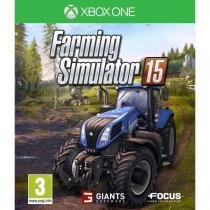 XONE FARMING SIMULATOR 2015 - Focus